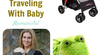 12 Tips and Products for Traveling With Baby in Safety and Style