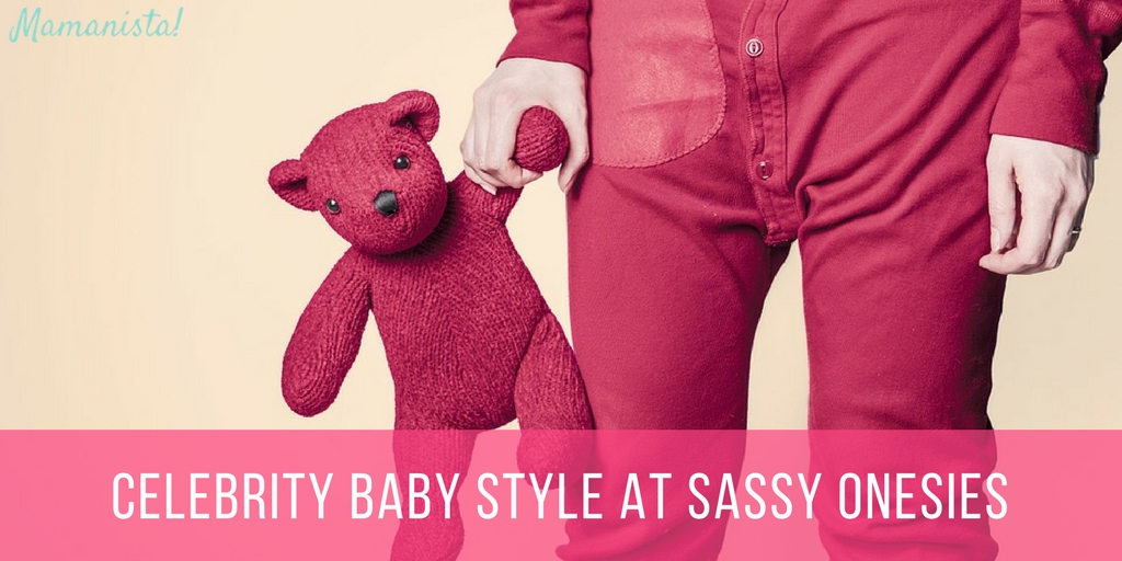 Celebrity Baby Style at Sassy Onesies