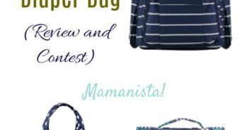 Ju-Ju-Be: A Smarter Diaper Bag (Review and Contest)