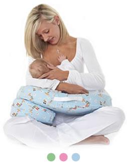 Cuddoozle Nursing Breasfeeding Memory Foam Pillow