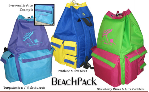 Win a BeachPack