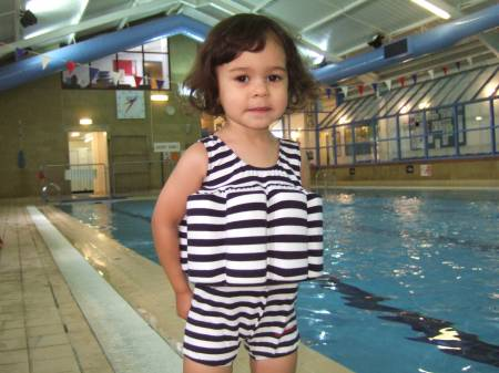 Toddler Learn to Swim Float Suit