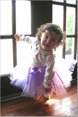 Tutu Cute (Win a Lily Cait Tutu!)