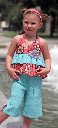Hip Children's Clothing from Tutus and Toad Frogs