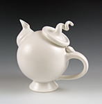 Lilach Lotan Ceramic Teapot