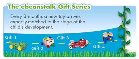 Toddler Gift Series