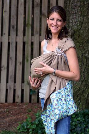 Eco-Chic Baby Ring Sling