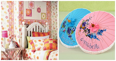 Warm Biscuit Nursery Decor