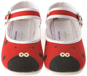 Suri Cruise's Little Lady Shoes