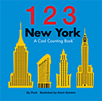 123 New York Book