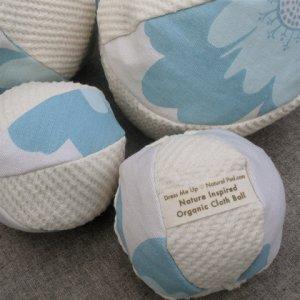 Organic Soft Baby Ball