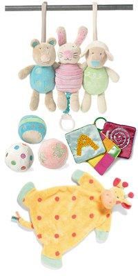 Little Jet Set Baby Travel Gift Pack