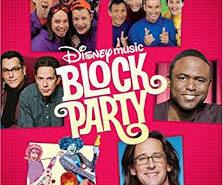 Disney Music Block