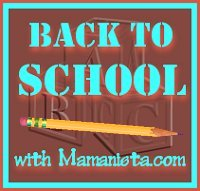 Back to School Reviews Coupons Contests from Mamanista.com