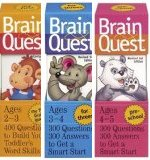 Brain Quest Pre-School Flashcards