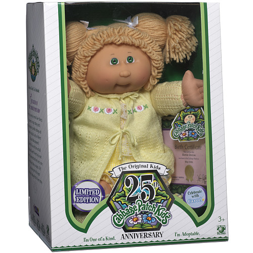 Cabbage Patch Kid Memories