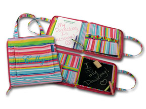 Doodlebags Crayon and Chalk Keeper