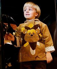 Coco Bonbons Lion Coat