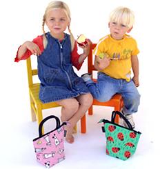 Mimi the Sardine Reusable Lunch Bag