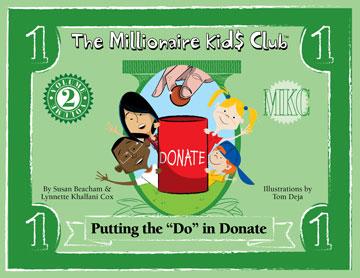Millionaire Kids Donate