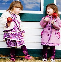Children's Clothing as Sweet as Candy