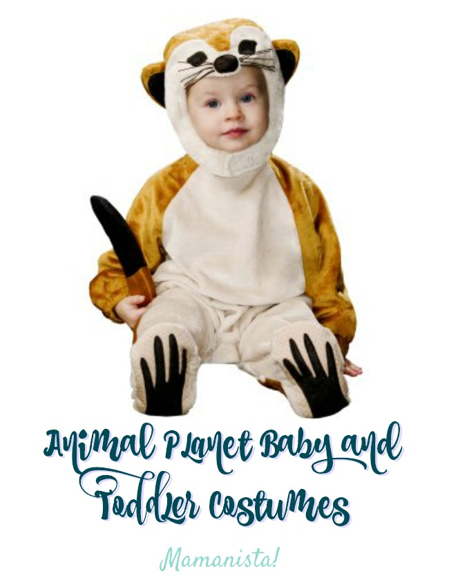 Animal Planet Baby and Toddler Costumes