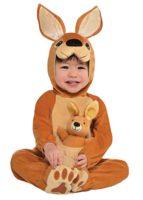 Baby Size Jumpin Joey Kangaroo Costume Baby