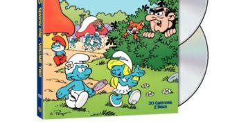 80s Flashback: La La La-La La La...the Smurfs are Back