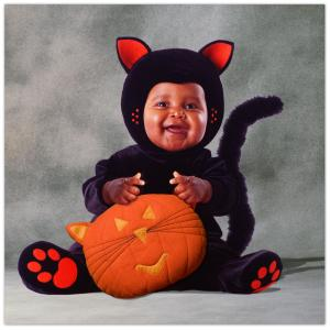 photogenic halloween costumes for your boo tiful baby mamanista. Black Bedroom Furniture Sets. Home Design Ideas