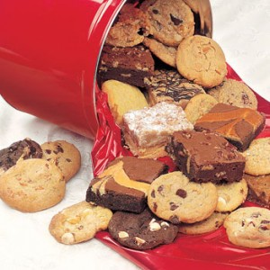 Win a Cookie Brownie Party Pack from David's Cookies