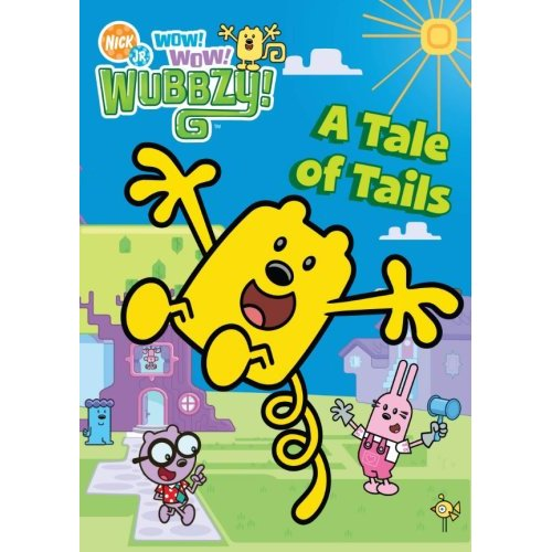 Win the New Wow Wow Wubbzy DVD
