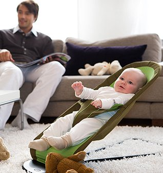 Bouncing BabyBjorn