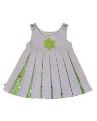 Coco Bonbons Holiday Pinafore Dress