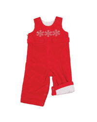Holiday Overalls from Coco Bonbons