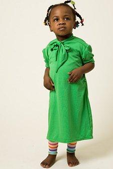 Shabby Apple Green Holiday Dress