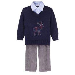 Target Moose Sweater Set