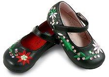 Vincent Holiday Dressy Shoes