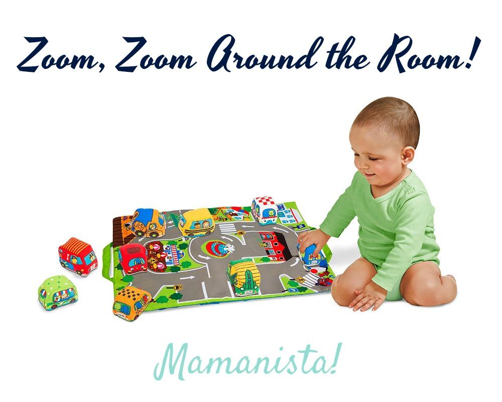 Zoom, Zoom Around the Room!