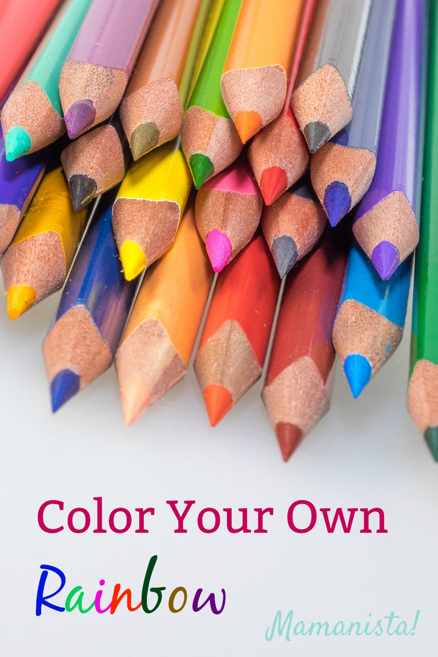 Color Your Own Rainbow