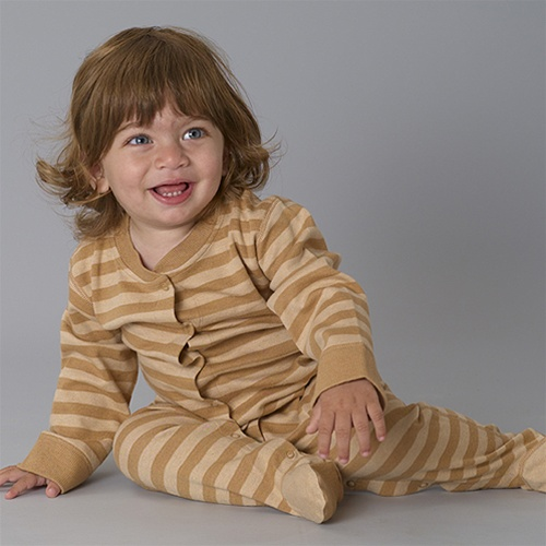 B Nature Organic Cotton Pajamas