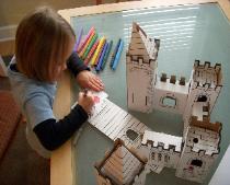 Calafant Cardboard Toys