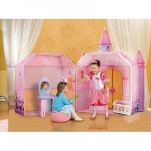 Win a Palace for Your Princess
