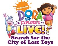 Dora the Explorer Live at Radio City Music Hall Discount Code Promotion