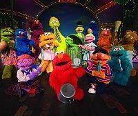 Sesame Street Live with Elmo