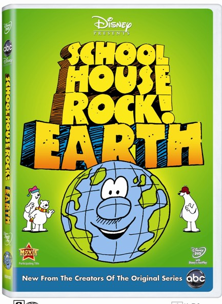 Mother Earth Rocks the Schoolhouse