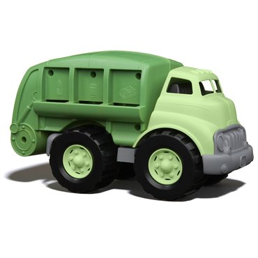 Recycle, Re-Play, Re-Think: Green Toys Review and Giveaway