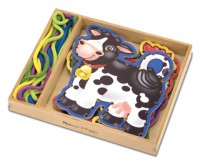 Melissa & Doug Lacing Cards