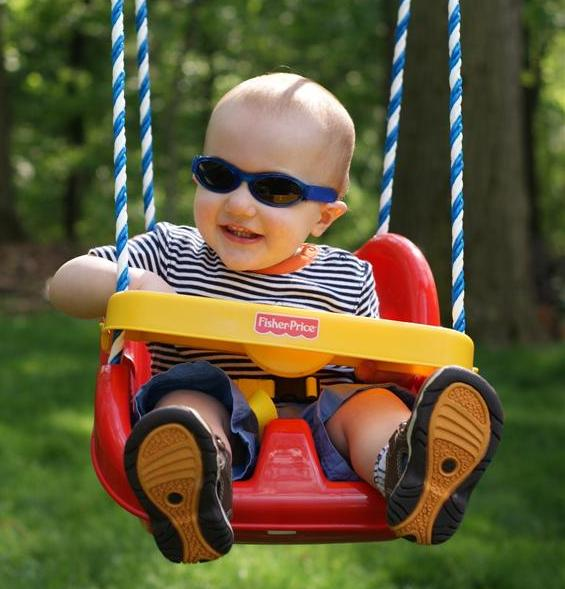 Sun Safety: Baby Sunglasses