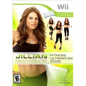 Wii Weight Loss Games: Jillian Michaels Fitness Ultimatum 2009