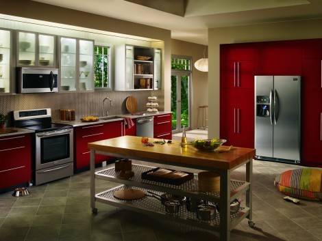 Frigidaire is Offering More Me Time